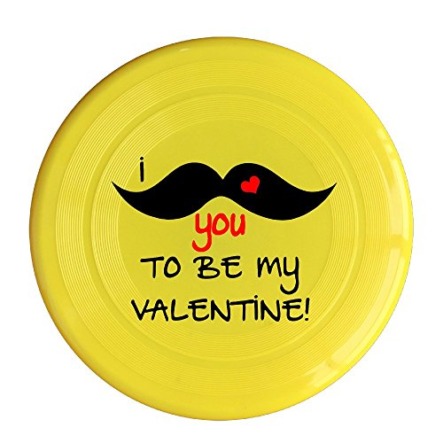 linna-custom-i-mustache-you-to-be-my-valentine-outdoor-game-frisbee-flying-discs-yellow
