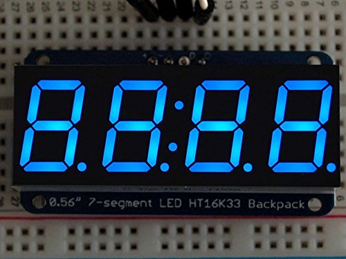 7 segment display arduino - 2