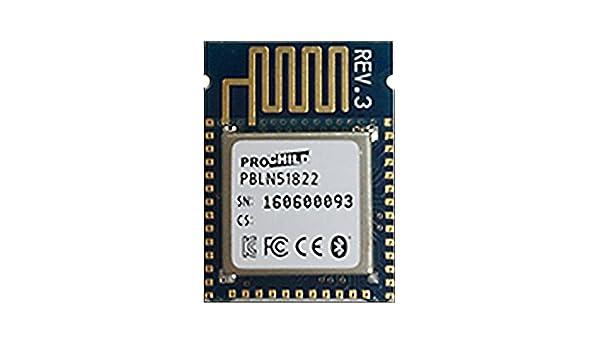 Amazon com: PROCHILD BLE Module PBLN51822 Nordic