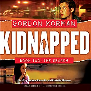 Kidnapped Book Two Audiobook