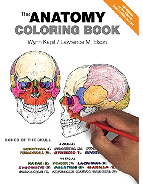 - Anatomy Coloring Book, The (2-downloads) 4, Wynn, Kapit, Elson Lawrence M.  - Amazon.com