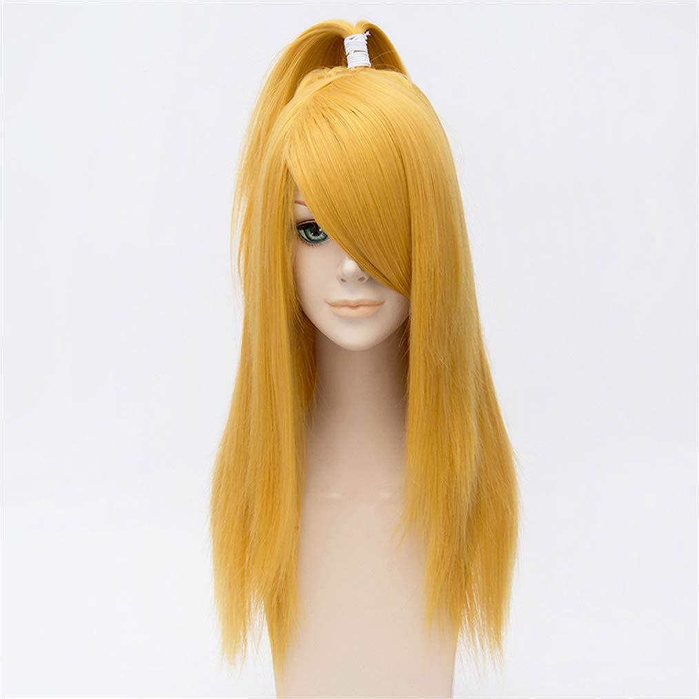 HongHu Naruto pelucas largas rectas con cola de caballo ...