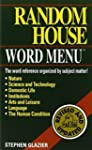 Random House Webster's Word Menu