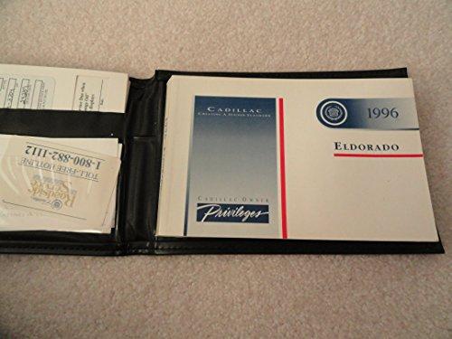 1996 Cadillac Eldorado Owners Manual