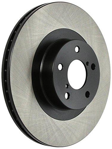 Centric 120.47018 Premium Brake Rotor ()