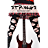 Strings (Hard Rock Harlots Book 1)