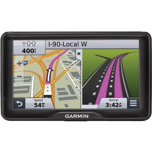 Garmin RV 760LMT Portable GPS Navigator made our list of camping gifts couples will love and great gifts for couples who camp