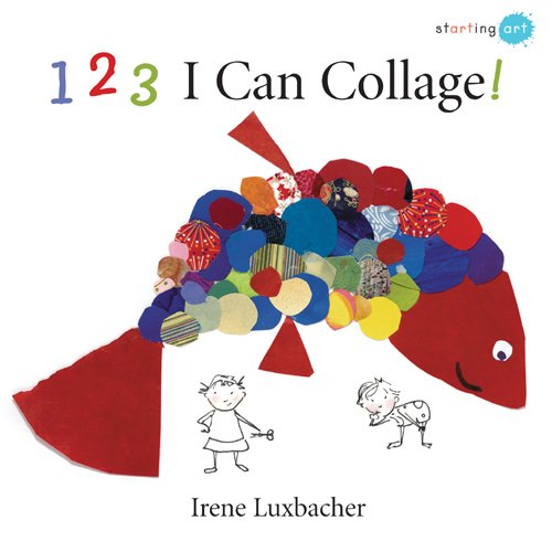 123 I Can Collage! (Starting