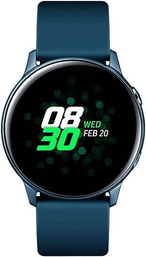 Samsung Galaxy Watch Active SM-R500 Akıllı Saat, Yeşil (Samsung Türkiye Garantili)