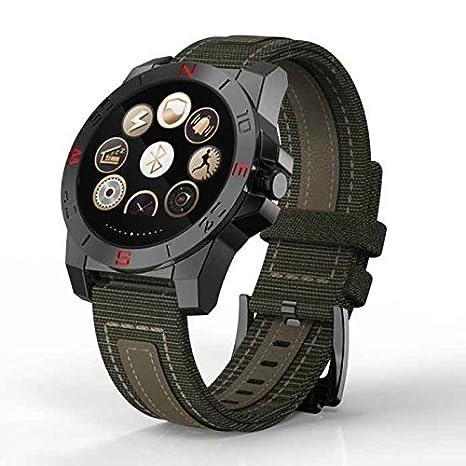 Fitness reloj inteligente y actividad Tracker muñeca reloj ...