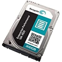 Seagate HDD 300GB SAS 12Gb/s Enterprise Storage 15K RPM 128M Cache Bare (ST300MX0012)