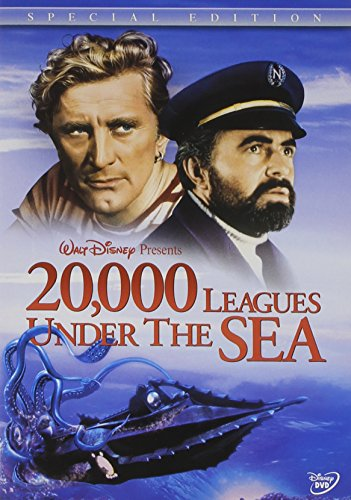 VHS : Disney's 20,000 Leagues Under The Sea (Two-Disc Special Edition)