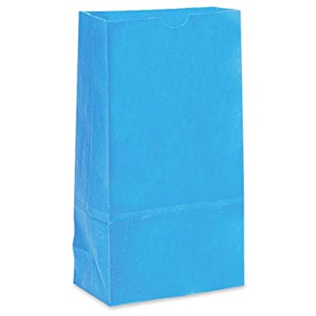 Amazon.com: Bolsas de regalo de papel reciclado de NW Sky ...