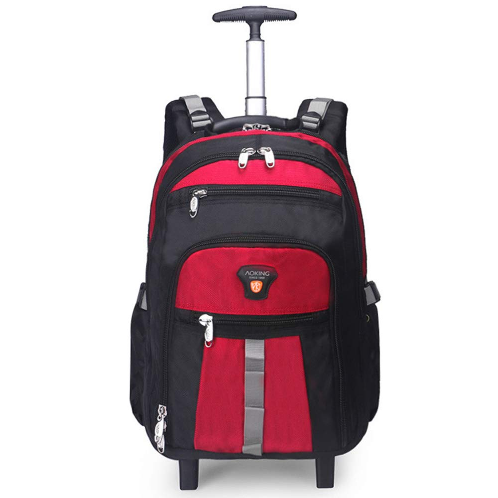 677860028f07 Amazon.com: AUNLPB Laptop Backpack Fits 22 Inch, Rolling Backpack ...
