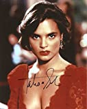 Talisa Soto JAMES BOND 007 LICENSE TO KILL In Person Autogrphed Photo