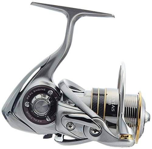 Daiwa Luvias 1003 Left/Right Handed 4.8:1 Spinning Fishing Reel