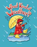 What Kind of Weather? Lap Book (Literacy, Language and Learning)