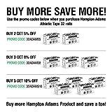 Hampton Adams (32 Pack) White Bulk Athletic Tape