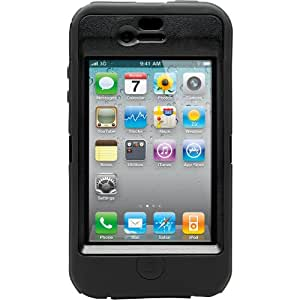 amazon phone cases for iphone 4 otterbox defender for iphone 4 black 7465