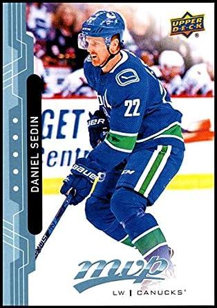 "McFarlane NHL 30 Daniel Sedin 6/"" Figure Vancouver Canucks"