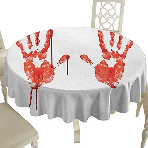 Horror Circular Table Cover D 36