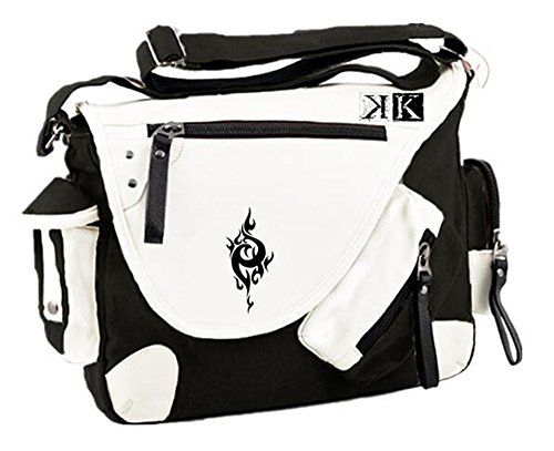 Siawasey Anime K Project Cosplay Handbag Backpack Messenger Bag Shoulder Bag