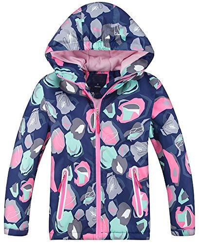 pink platinum trench rain jacket - 3
