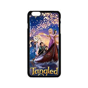 Frozen Romantic Kristoff and Anna Cell Phone Case for Iphone 6