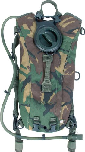 Web-Tex British Military A/Tex Hydr Pack , Camouflage