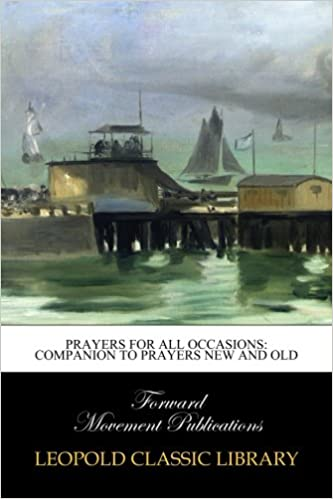 Prayers for all occasions: companion to Prayers new and old