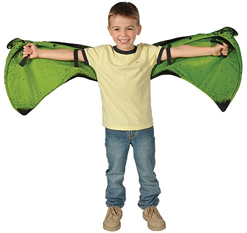 Pteranodon Dinosaur Plush Wings Kids Size: Fits Most with 47 inch Wingspan (Kids Plush Dinosaur Wings Costume)