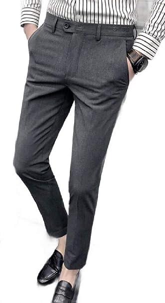 un'altra possibilità meglio design raffinato BingSai - Pantaloni da Abito - Uomo 1 41: Amazon.it: Abbigliamento