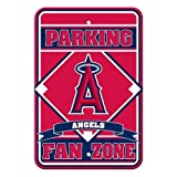 MLB Los Angeles (Anaheim) Angels Plastic Parking Sign