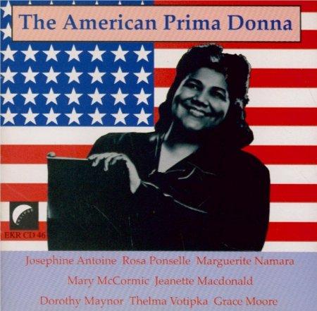 Thomas Romberg Et Al.- Songs & Arias Performed By 'The American Prima Donna'. (Josephine Antoi