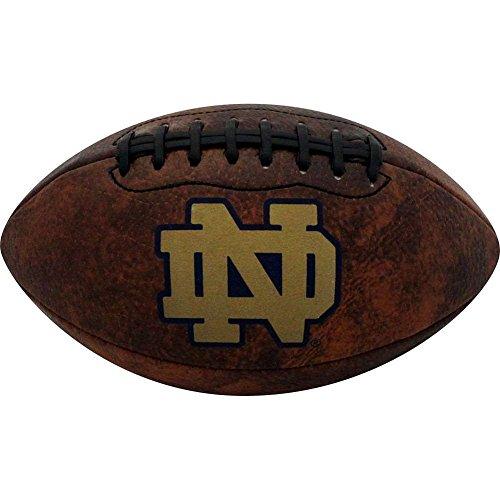 Baden Notre Dame Fighting Irish Vintage Mini Football