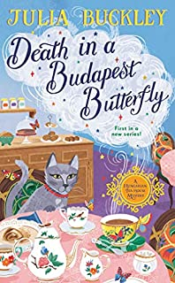 Book Cover: Death in a Budapest Butterfly