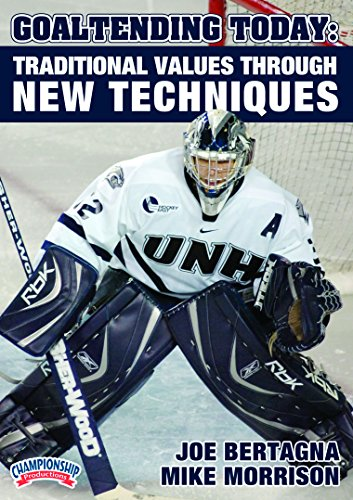 Championship Productions Joe Bertagna-Goaltending Today: Traditional Values Through New Techniques DVD ()