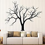 inspiring chinese garden design Decor Stickers Walls Art Words Sayings Removable Lettering Tree Gothic Nature Tree Branches Home Design Sticker Living Room Bedroom Home Decoration