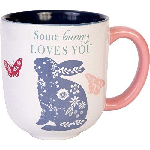 Carpentree Bunny Loves You Mug -
