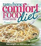 Taste of Home Comfort Food Diet Cookbook: Lose