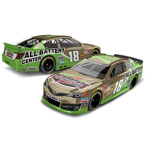 Lionel 2013 #18 Kyle Busch Intersate All Battery Center 1...