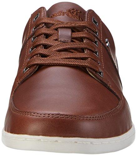 Boxfresh Spencer Icn Lea Chnt/Tpe - Zapatillas de casa Hombre marrón (Braun)