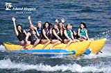 Island Hopper 10 Passenger Side-by-Side ''Elite Class'' Heavy Commercial Banana Boat
