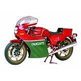 Tamiya 1/12 Motorcycle | Model Building Kits | No.19 DUCATI 900 Mike Hailwood Replica 14019 [ Japanese Import ] by Tamiya