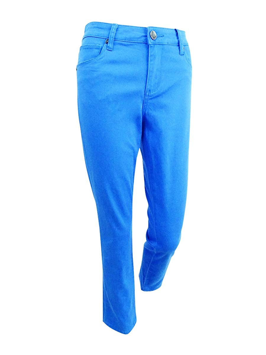 KUT FROM THE KLOTH Women/'s Reese Straight Leg Ankle Pants TEDO