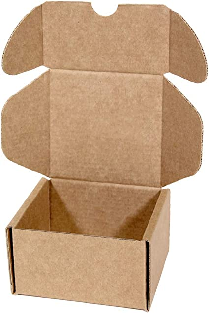 Kartox | Caja de Cartón Kraft Para Envío Postal | Caja de Cartón ...