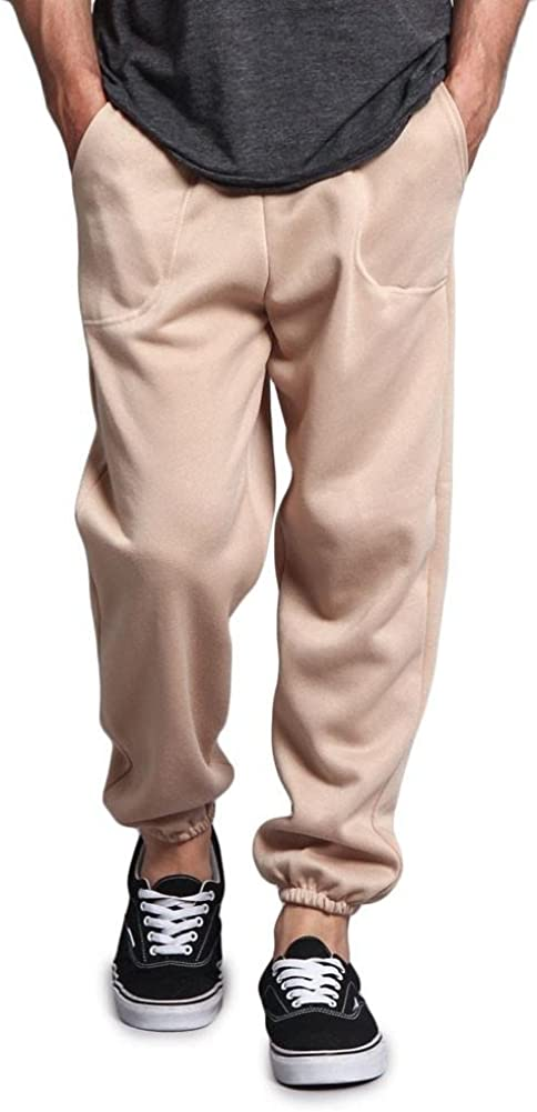 Victorious Basic Fleece Jogger Pants