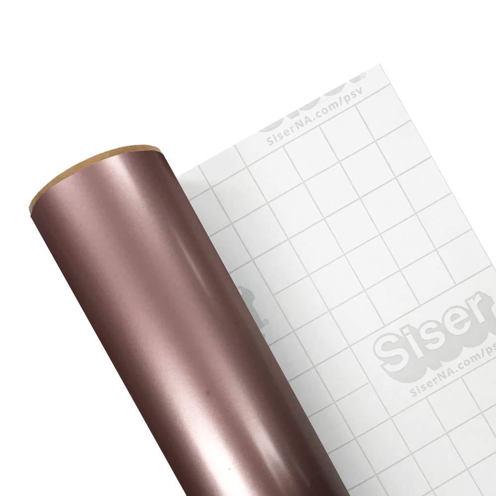 Siser EasyPSV Permanent 12'' Roll (Rose Gold, 10yd) by SISER