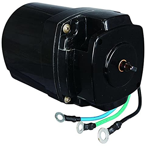 Parts Player New Tilt Trim Motor Replaces OE Square Pump on Mercury Outboard 1976-1984 All HP