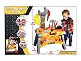 Ginzick Super Fun Kids Tool Set Workshop Playset
